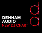 Denham Audio DJ Chart