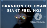 BRANDON COLEMAN - Giant Feelings (Brainfeeder)