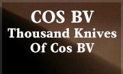 COS BV - Thousand Knives Of Cos BV (Car Crash Set)