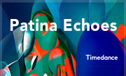 VARIOUS - Patina Echoes (Timedance)