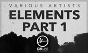 VARIOUS - Elements Part 1 (Cue Line) - exclusive 23/07/2018