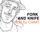 Fork And Knife DJ Chart