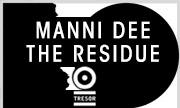 MANNI DEE - The Residue (Tresor Germany)