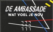 DE AMBASSADE - Wat Voel Je Nou (Knekelhuis) - exclusive 14-03-2018