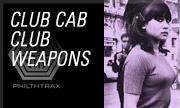 CLUB CAB - Club Weapons (Philthtrax) - exclusive 23-10-2017