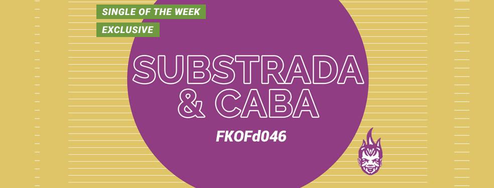 SUBSTRADA/CABA - FKOFd046 (FatKidOnFire)
