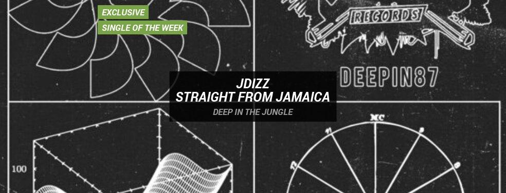 JDizzStraight From JamaicaDeep In The Jungle