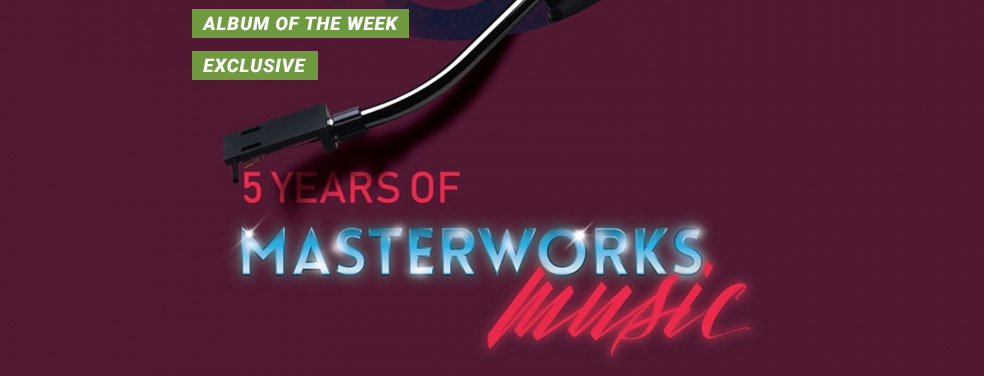 VARIOUS - 5 Years Of Masterworks Music (Masterworks Music)