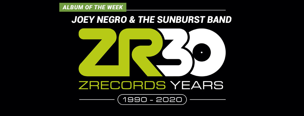 JOEY NEGRO & THE SUNBURST BAND - Joey Negro Presents 30 Years Of Z Records (Z Records)