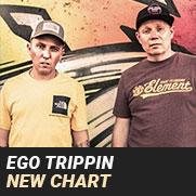 Ego Trippin' DJ Chart