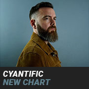 Cyantific DJ Chart