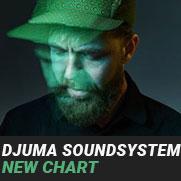 Djuma Soundsystem DJ Chart