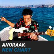 ANORAAK DJ Chart