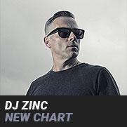 DJ Zinc DJ Chart