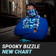 Spooky Bizzle DJ Chart