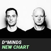 D*Minds DJ Chart