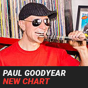 Paul Goodyear DJ Chart