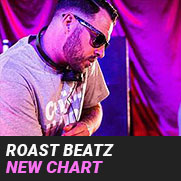 Roast Beatz DJ Chart