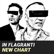In Flagranti DJ Chart
