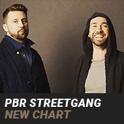 PBR Streetgang DJ Chart