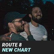 Route 8 DJ Chart