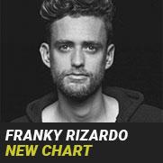 Franky Rizardo DJ Chart
