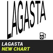 LAGASTA DJ Chart