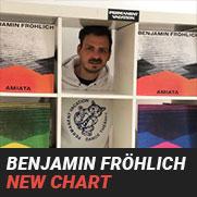 Benjamin Froehlich DJ Chart