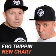 Ego Trippin DJ Chart