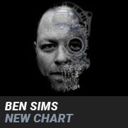 Ben Sims DJ Chart