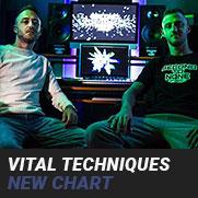 Vital Techniques DJ Chart
