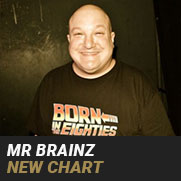 Mr Brainz DJ Chart