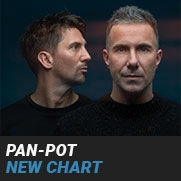 Pan-Pot DJ Chart
