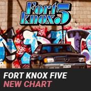 Fort Knox Five DJ Chart