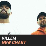 Villem DJ Chart