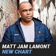 Matt Jam Lamont DJ Chart