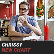 Chrissy DJ Chart