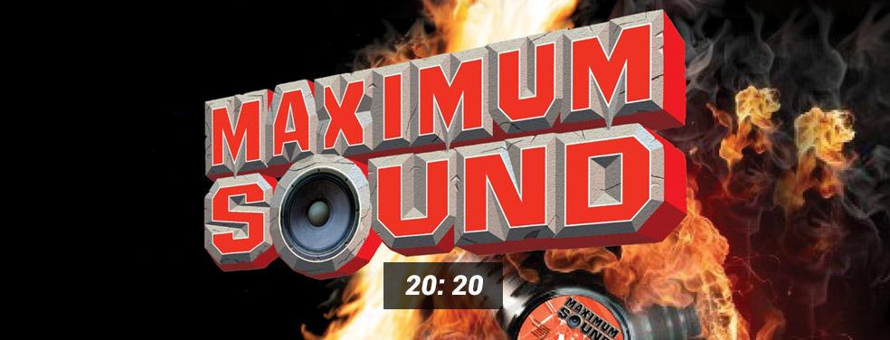 VariousMaximum Sound 20: 20Maximum Sound