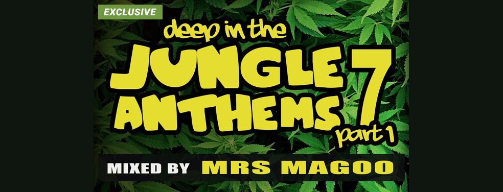 VariousDeep In The Jungle Anthems 7 Part 1 - Mixed by Mrs MagooDeep In The Jungle