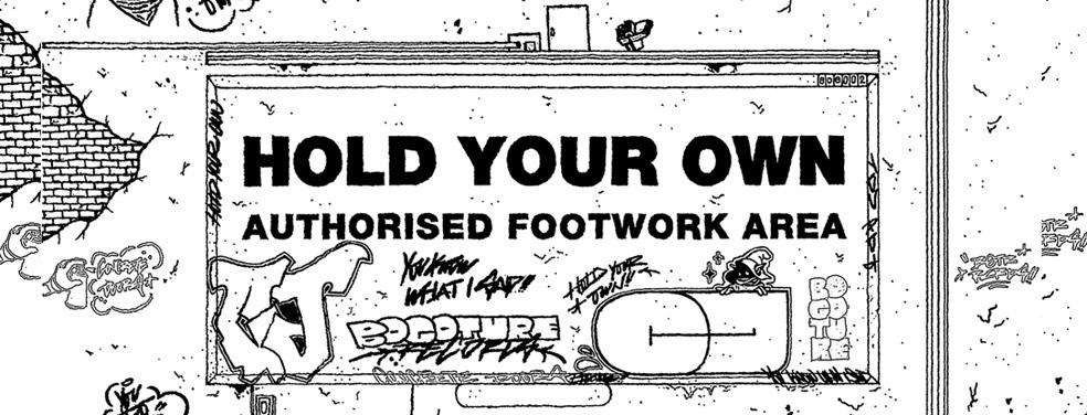 CJHold Your OwnBogoture