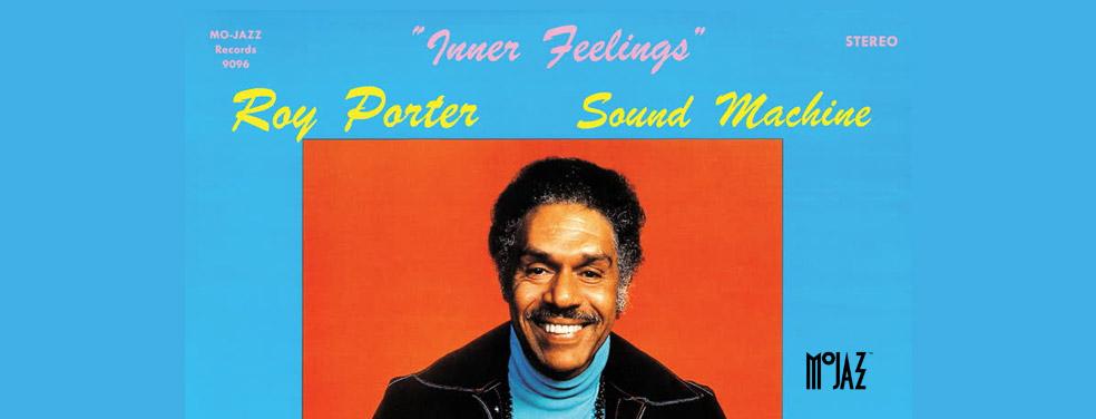 Roy Porter Sound MachineInner FeelingsMo-Jazz