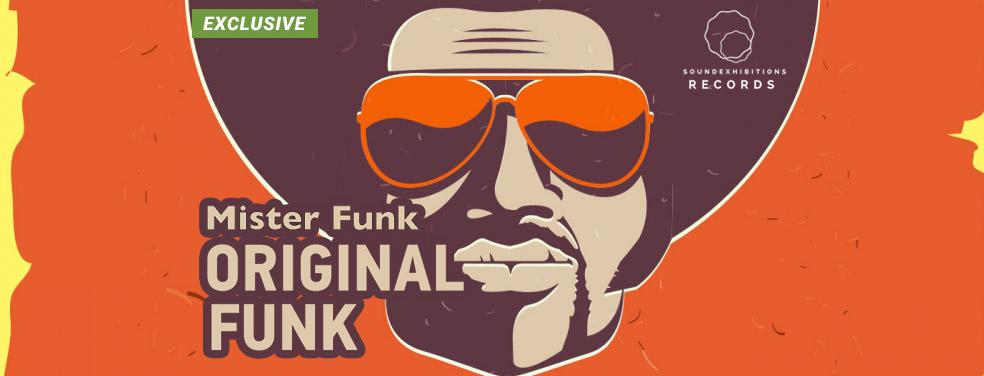 DJ MISTER FUNK - Original Funk (Sound Exhibitions)