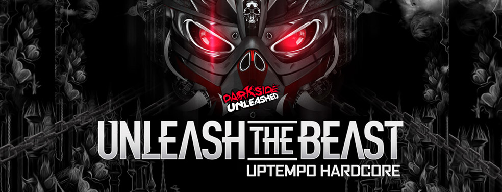VariousUnleash The Beast - Uptempo Hardcore - Part OneDarkside Unleashed