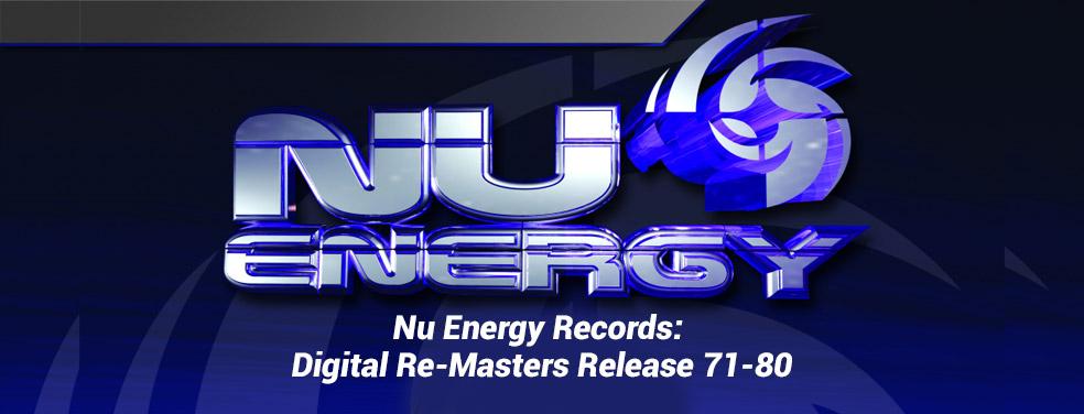 VariousNu Energy Records: Digital Re-Masters Release 71-80Nu Energy