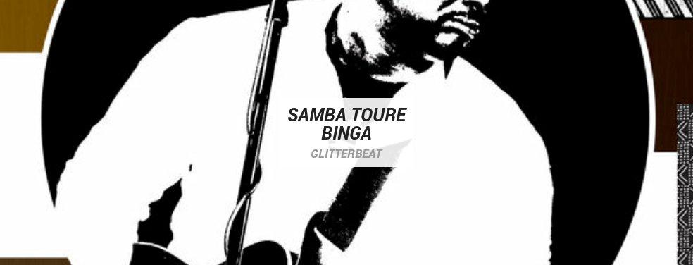 Samba ToureBingaGlitterbeat