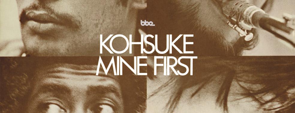 Kohsuke MineFirstBBE Music