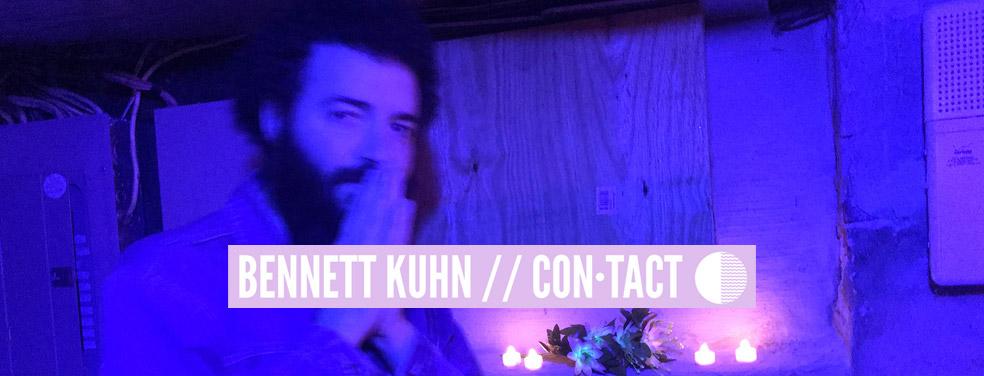 BENNETT KUHN - Conotact (Astro Nautico)