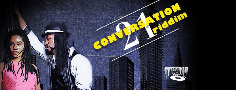 Various21 Conversation RiddimStingray
