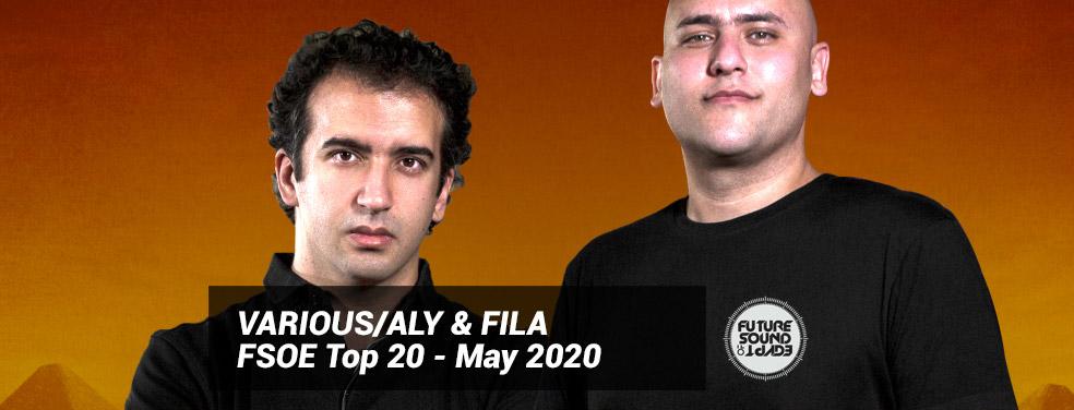 VARIOUS/ALY & FILA - FSOE Top 20 - May 2020 (FSOE0