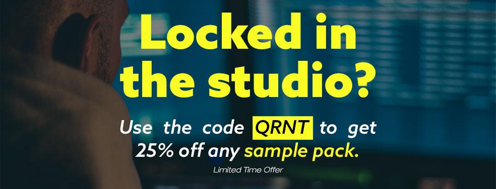 Studio Lockdown - Sample Packs